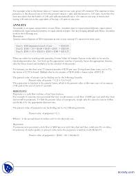 Future Value Of Annuity Table Lecture 3 Time Value Of Money Corporate Finance Lecture Notes