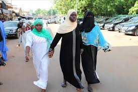 mariage religieux musulman mariage religieux musulman en grande pompe mali 7