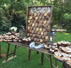 wedding equipment rental donut wall party and wedding rentals for denton and