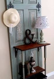 old door transformed to hall tree coat rack hometalk