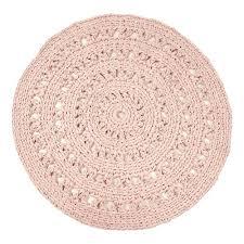 tapis rond chambre bébé tapis rond chambre bébé 2017 avec tapis rond crochet product tout