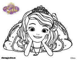 14 sofia coloring pages kids print color craft