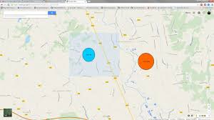 Google Maps France by Javascript Is My Point Inside Of My Polygon Area In Google