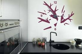 horloge murale cuisine horloge murale cuisine design oaklandroots40th info