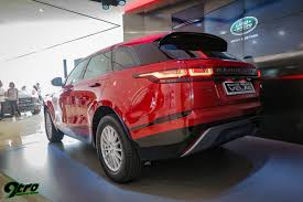 land rover singapore range rover velar singapore launch 9tro
