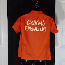 Ladies Halloween Shirts by Funeral Home Bowling Shirt Hilton Ladies Leah By Plattermatter
