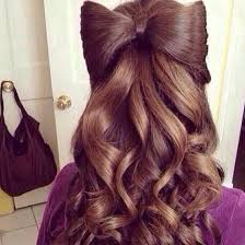 hair bow with hair bow hairstyle search hair