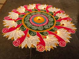 23 best u0026 easy rangoli designs for diwali 2017