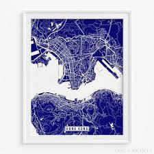 printable maps hong kong hong kong print hong kong map hong kong poster street map