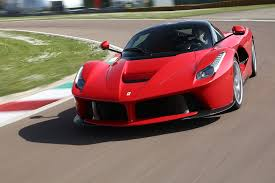ferrari laferrari laferrari hits the track country roads on ignition motor trend wot