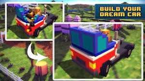 minecraft truck stop blocky roads android apps on google play