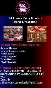 miami party rental are you looking for the best deals on party rental miami packages
