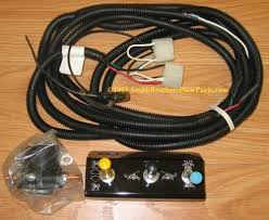 meyer plow toggle switch controls package deal