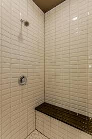 whiteay tile shower designs walls beadboard bathroom photos hgtv