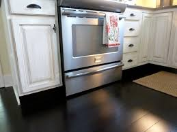 Black Kitchen Cabinets Pictures Painting And Distressing Kitchen Cabinets Kitchen Cabinet Ideas