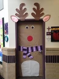 Classroom Door Christmas Decorations Best 25 Christmas Door Decorations Ideas On Pinterest Christmas