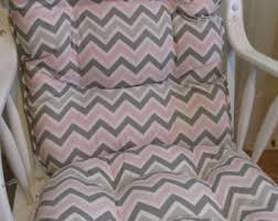 pink glider cushion etsy