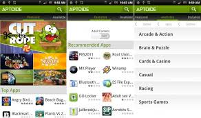 android app store best play store alternatives ubergizmo