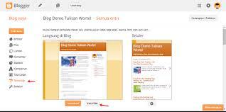 cara membuat blog tulisan cara membuat sidebar widget menjadi rata tengah center tulisan