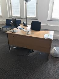 Gumtree Office Desk Various Office Desks Chairs Screens In Painswick