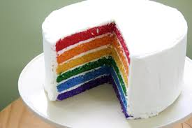 rainbow cake hervé cuisine rainbow cake trivandrum cake house cake shop in trivandrum