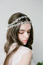 jewelled headdress wedding headpiece wedding hair bridal headpiece