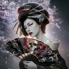 pin by andrya saran on skulls and skeletons pinterest geisha