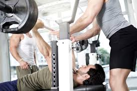 incline press vs bench press livestrong com