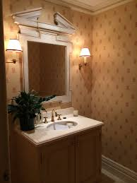 powder room renovation reveal before and afters