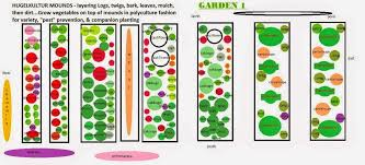 companion planting layout 2013 spring garden layout square