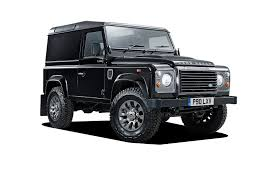 range rover icon how many people does it take to build a land rover defender by