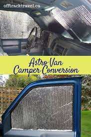 chevrolet astro van conversion our homemade camper may 2013