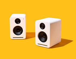 nocs ns2 air monitors v2 bookshelf speaker gadget flow