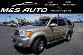 toyota sequoia used for sale used toyota sequoia for sale in sacramento ca edmunds