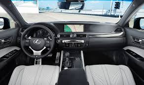 lexus rcf white interior the 2016 lexus gs f first drive review lexus enthusiast