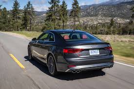 first audi ever made the 2018 audi s5 is the smartest quickest coupe you u0027ll barely