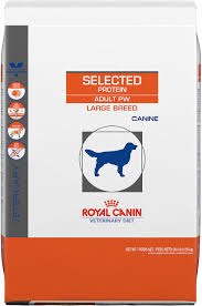 royal canin veterinary diet selected protein pw large breed