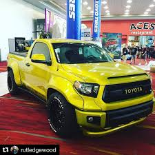 widebody tundra images tagged with honey d on instagram
