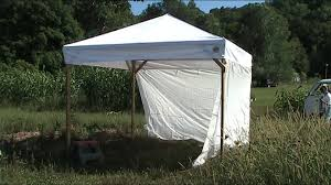 build a cabana build a wooden canopy frame for your broken metal canopy youtube