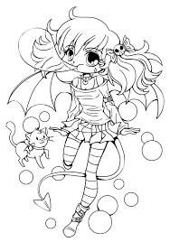 lineart 2013 halloween coloring contest