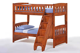 Night  Day Furniture Bunk Bed Stairs - Stairs for bunk beds
