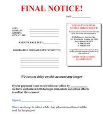 sample debt collection letter by attorney letter of recommendation