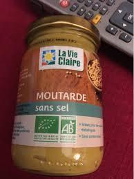 la cuisine sans sel moutarde sans sel la vie