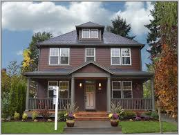 exterior house color schemes brown roof painting 24318 nl3dx5g3ym