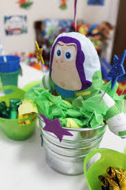 buzz lightyear toy story birthday party ideas toy story party