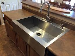 drop in farmhouse kitchen sink barclay apron front farmhouse kitchen sink single basin fireclay
