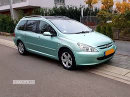 siege supplementaire 307 sw occasion peugeot 307 sw 2 0 hdi 110 à hobscheid 3 500 137 000