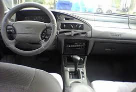 2010 Ford Taurus Interior Ford Taurus View All Ford Taurus At Cardomain
