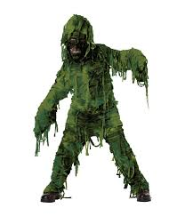 scary costumes for kids green sw boys costume scary costumes