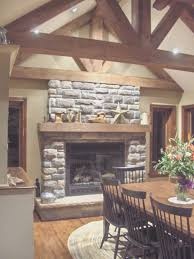 fireplace fireplace hearth stone ideas small home decoration